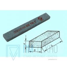 Брусок шлифовальный 20х 6х125 63C 25 СТ1 (GC F60 O)