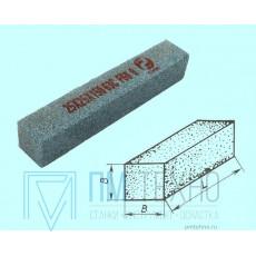 Брусок шлифовальный  6х 6х100 63C 25 СТ1 (GC F60 O)