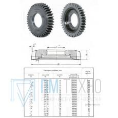 Долбяк дисковый прямозубый m 3,25 Do100мм (111х31,75мм) А-I Z=31 а=20° Р18 ГОСТ 9323-79