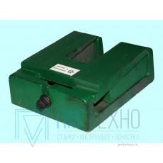 Домкрат механический клиновой (опора) грузопод.  0,6т 160х 80х 70мм (М16) тип S85