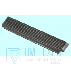 Гребенки Для трубной цилиндрической резьбы 11 шагов на длине 25,4мм(11Р) 10х20х100 Р6М5 (комплект из 4шт)
