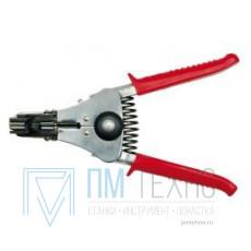Клещи для снятия изоляции автоматич. для одножильного провода (0,5-3,2мм) (45150)
