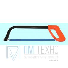 Рамка ножовочная с полотном 300мм, тип 1, исп.1, с пластик. ручкой