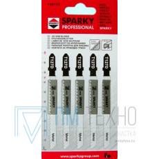 Пилка для электролобзиков По металлу T127D HSS 190193 (5шт. уп.)