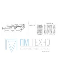 Подкладка угловая 90х60х10,39 0°15' для паза 12мм (7033-2502) ГОСТ15229-70 (восстановленная)
