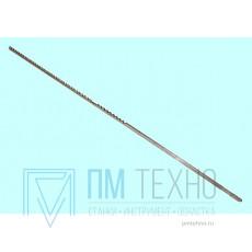 Протяжка Шпоночная b= 3мм D10 (2405-1314) 6х615 (высота замка х длина) z=44 Р6М5 ГОСТ18219-90