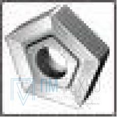 Пластина PNMM  - 110416  ВК8 (YG8) пятигранная dвн=6мм (10124) со стружколомом