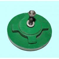 Виброопора регулируемая 1,3т  d150(165)мм М16х80 (S78-8)