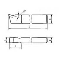 Резец Чистовой широкий 32х20х170 ВК8 (2120-0054)