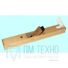 Полуфуганок деревянный 650х80мм, ширина ножа 65мм