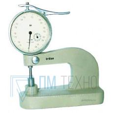 Толщиномер индикаторный настольный ТН  10-60 М (0-10мм) цена дел.0,01мм г.в.1991