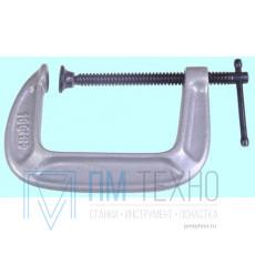 Струбцина слесарная G-образная 100мм (4