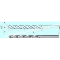 Сверло d  9,9х115х180  ц/х  Р9  удлиненное с вышлифованным профилем