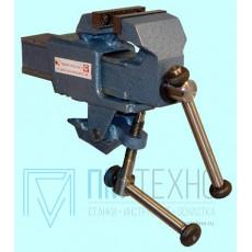 Тиски Слесарные   63 мм ТССН-63-С (Глазов)