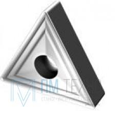 Пластина TNMM  - 160308  ВК8(YG8) трехгранная dвн=4мм (01124)  со стружколомом