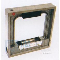 Уровень Рамный 200 х 200мм цена деления 0,02 мм/м (SK-3-1)